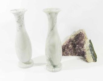 Stone Vase Set  Marble