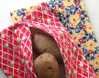 Microwave Baked Potato Bag
