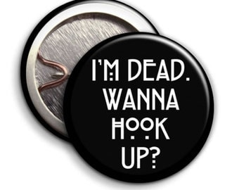 im dead wanna hook up tank top