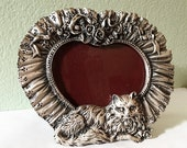 Cat Picture Frame (Vintage Deadstock/Brand New)