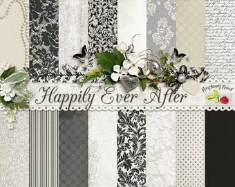 Happily Ever After Paper Set