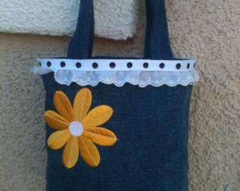 Little Missy Denim Bag
