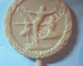 CUSTOM order of 40 Gymnast Medals