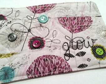 Grow Mini Art Quilt