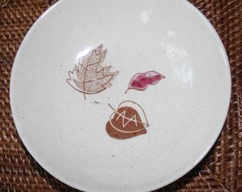 Royal China Falling Leaves Small Dessert Bowl