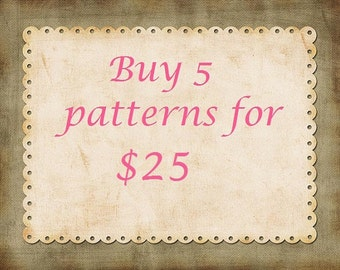 Pattern Package Deal
