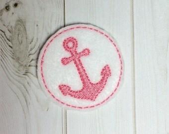 Set of 4 anchor felties