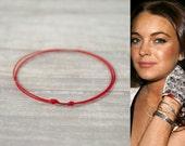 Red String Bracelet. Red String Kabbalah Bracelet. Red Thread Bracelet. Lucky Charms. Unisex, Women, Men, Baby. Good Luck