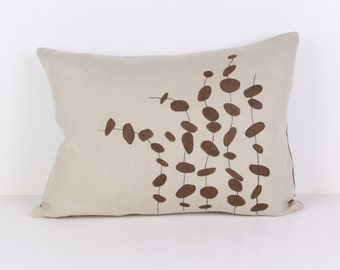 Pillow cover, Decorative pillow, Decorative Throw Pillow Covers , Linen pillow cover, Home Decor