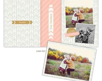 Instant download - Image/Proof box design - E858