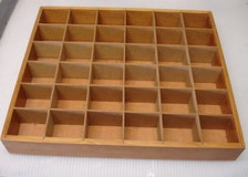 Shadow Box Display Case Wood Shadow Box Empty Shadow Box