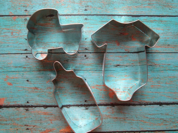 baby shower cookie cutter set baby showers shower cookies carriage
