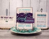 Vintage Concert Poster We...