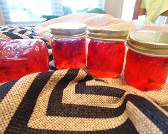Mini Mason jar Jam Wedding favors, Jelly hostess gifts, Custom orders Super Cute!!