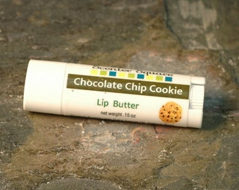 Chocolate Chip Cookie Lip Butter