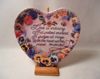Patient and Kind by Renee McGinnis from The Loving hearts Collection