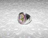 Minnesota Vikings Inspired Marble Ring