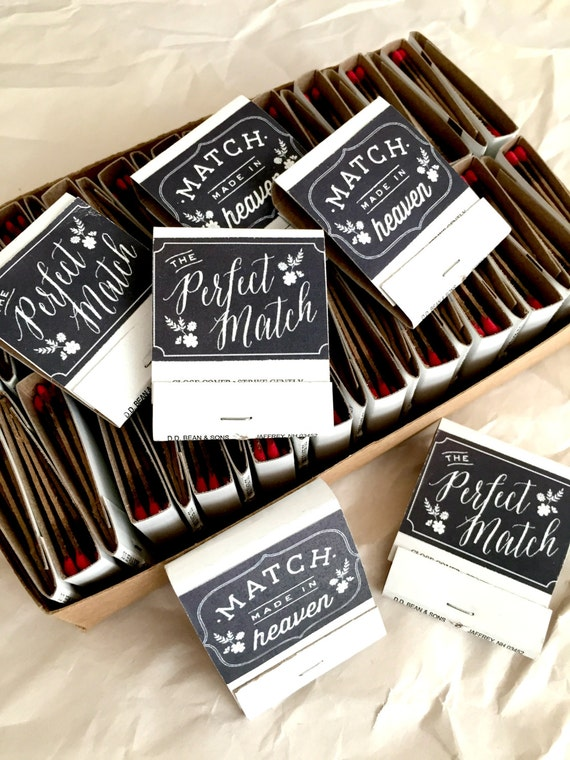 Items Similar To Perfect Match Match Boxes 50 Diy