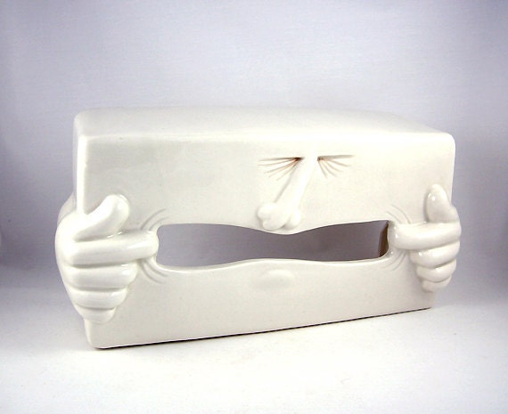 tissue box cover ceramic 2
