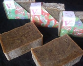 Hemp and Green Tea Soap