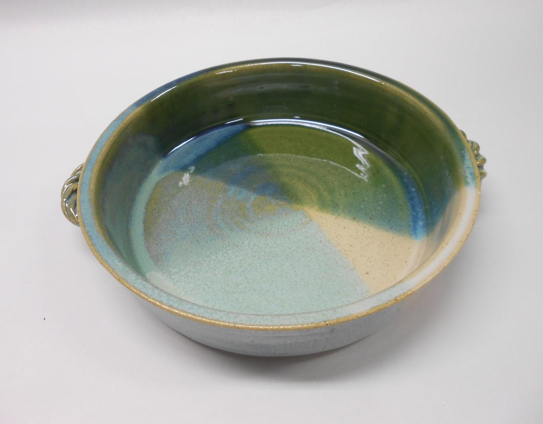 Pottery Casserole Ceramic Casserole Baking Dish Pottery