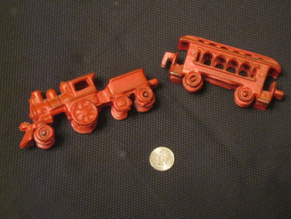 Nycrr Cast Iron Train: SALE Cast Iron Red Train Cast Iron Train Nursery