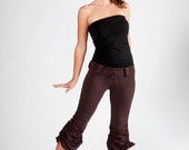 Yoga Pants-Cinchy Pants-Womens Clothing-running capri-Womens Pants-Summer Clothes-Festival Clothes-Pants-Yoga Pants-Dance Pants-Winter pants