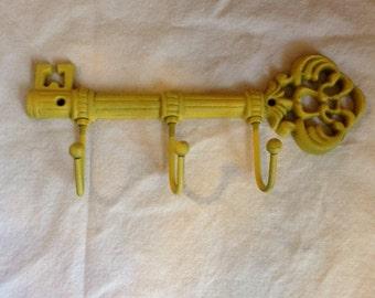 """metal key hooks  9 1/2"""""""