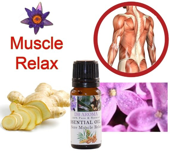 herbs for relaxing muscles
