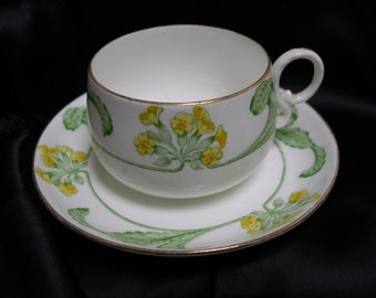 Aynsley Teacup and Saucer