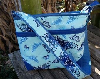 Custom Purse, Made to Order, Valentina Purse, Shoulder Bag Tote, Shoulder Purse, Teacher's Tote, Medium Sized Purse