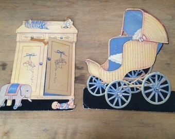 Captivating Vintage Original Queen Holden Baby Ann Nursery Furniture 10 Vintage Pieces!