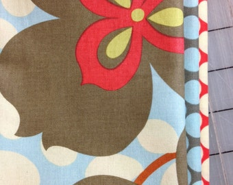 Quilter's Fat Quarter - Amy Butler Bundle - Morning Glory and Full Moon Dots