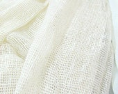 """Vintage Silk Grass Cloth Textured Lined Drapes  47"""" x 87"""""""
