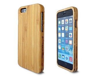 Bamboo iPhone 6s case, Wood iPhone 6s Case, iPhone 6s case (4.7 Inch) by Primovisto