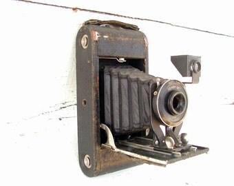 Vintage Ansco Bellows Camera