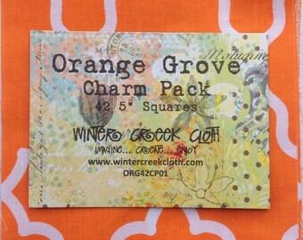 Orange Grove Charm Pack