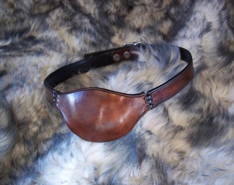Leather Eyepatch