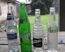 Les bouteilles du Qubec et leurs publicits - bouteille