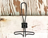 4 Classic French Industrial or Schoolhouse Style Coat Hooks