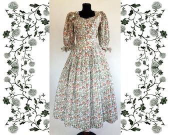 """1980's Vintage """"Frankonia Jagd"""" Dirndl Dress"""