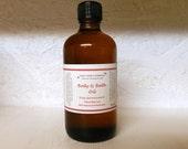 Rose Geranium and Mandarin Body & Bath Oil