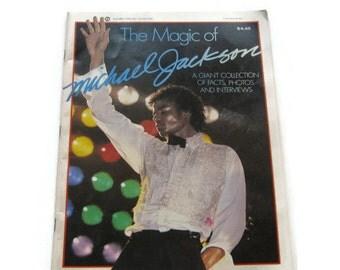 Michael Jackson, The Magic of, 1984
