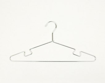 Metal Clothes Hangers (Heavy Duty) - Sold by the Set