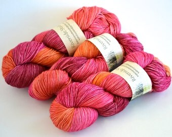 Masala Superwash Merino/Cashmere/Nylon Sock 378 yards/115 g