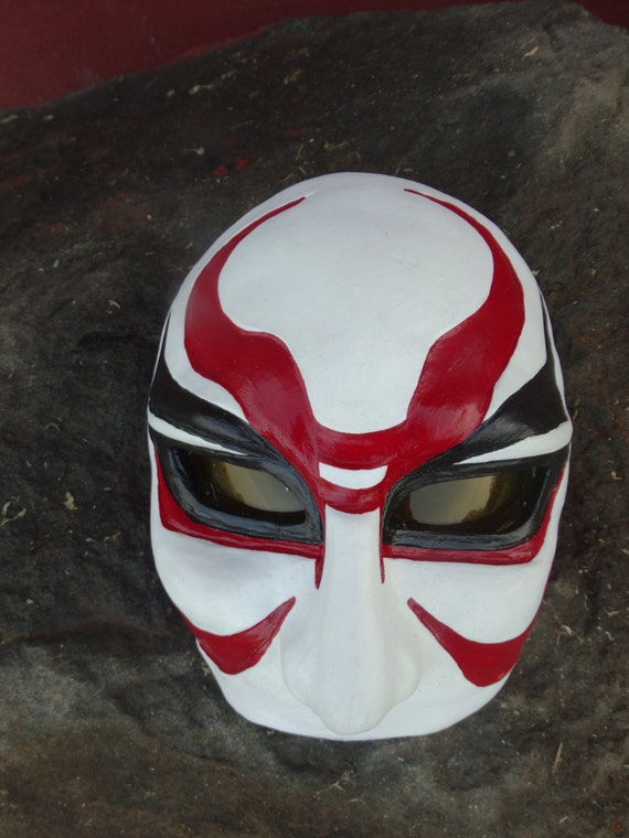 Red And Black Face Paint Designs