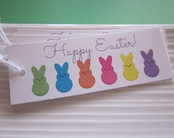 Easter / Bunny / Gift Tags / Favor Tags / set of 10