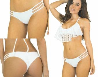 Bikini Bottom THREE STRAPS