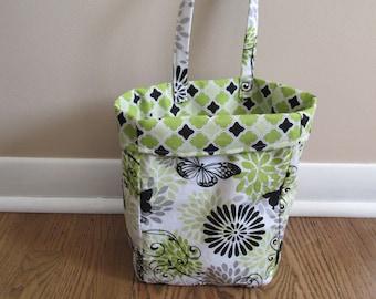 Butterfly Car Trash Bag, Car Trash Bag, Car Caddy, Nursery Caddy