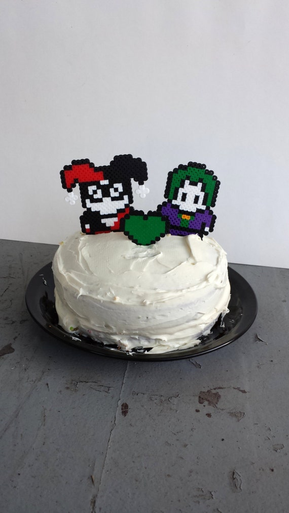 Joker Harley Quinn Cake Ideas And Designs